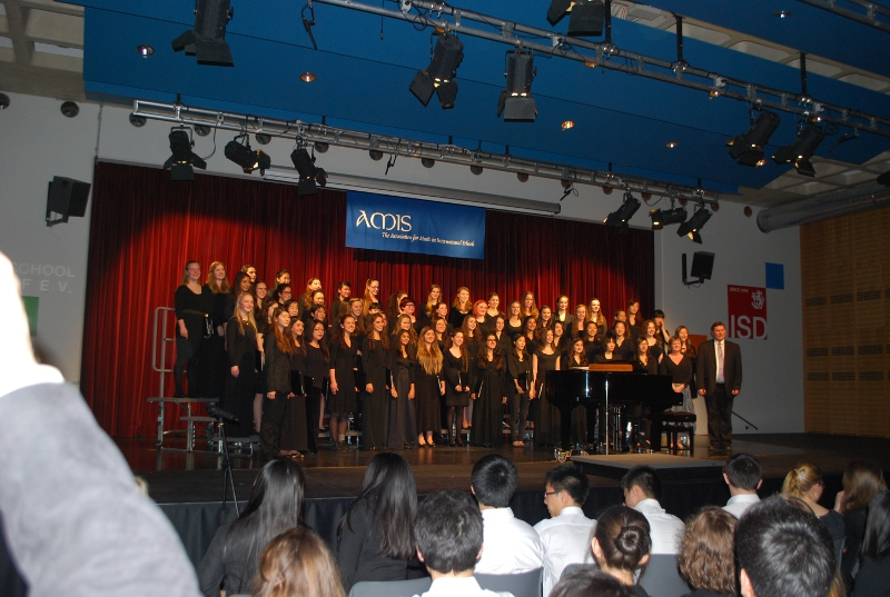 2014 Honor Women´s Choir