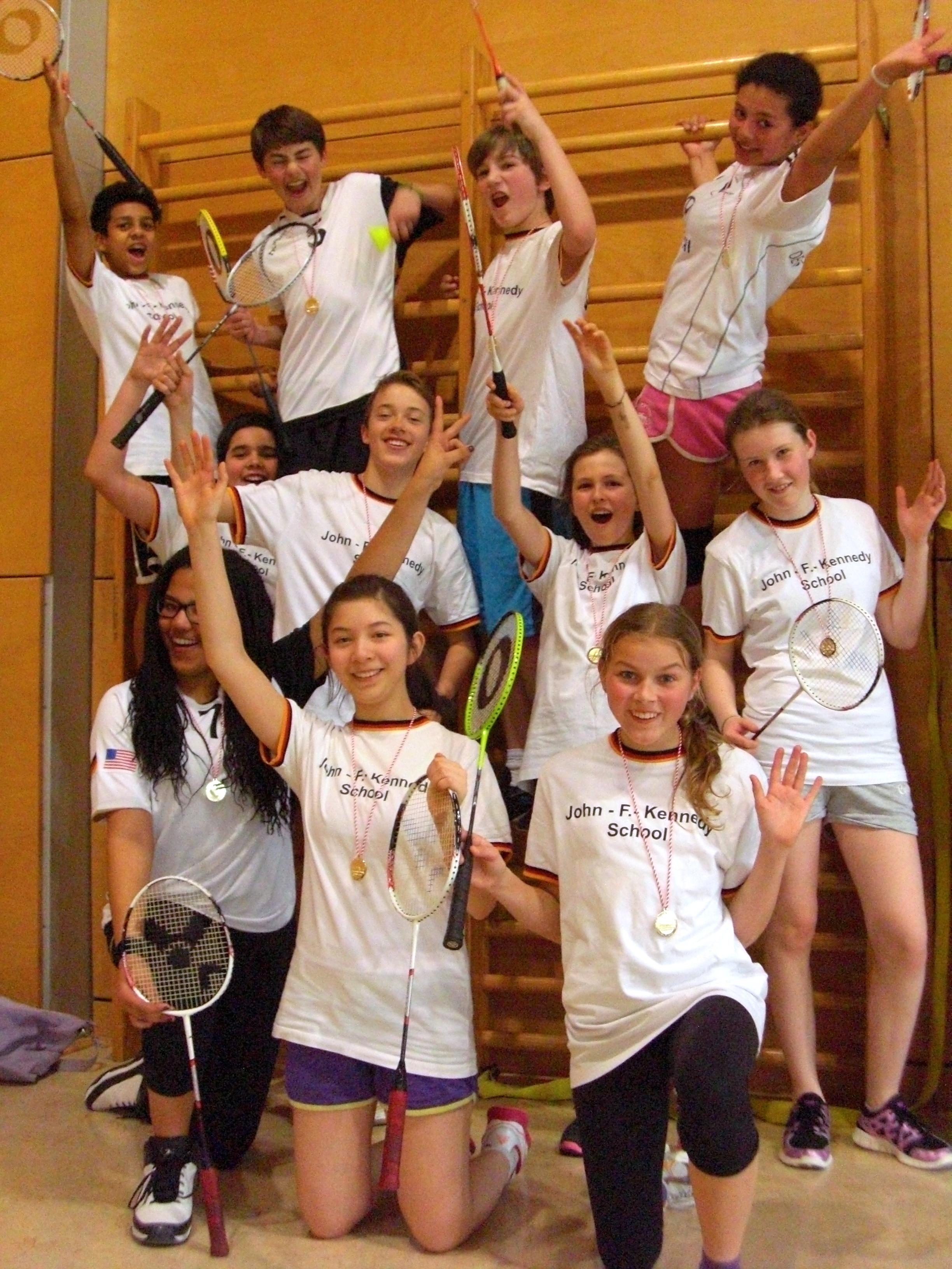 W3 Badminton