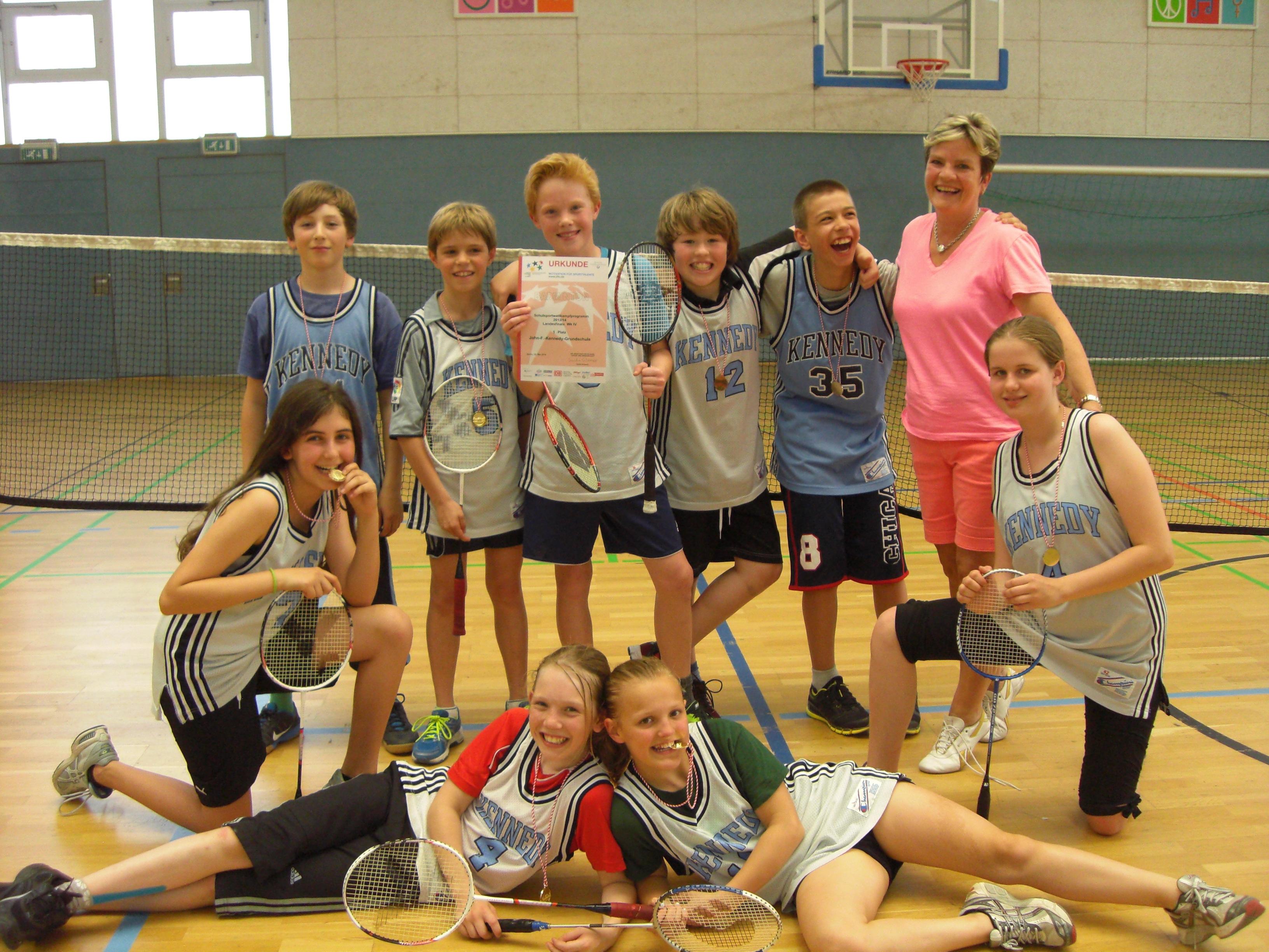 Badminton GS 2014