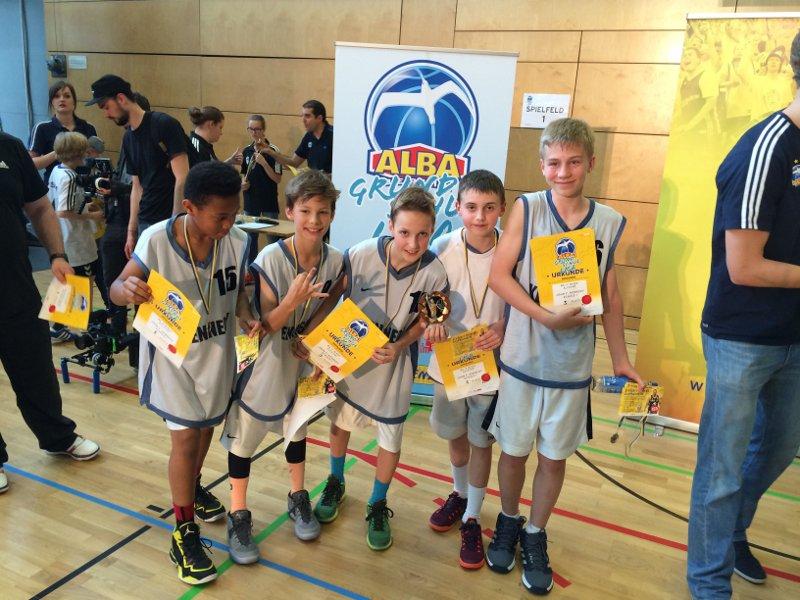 Elementary BB Team 1 2015