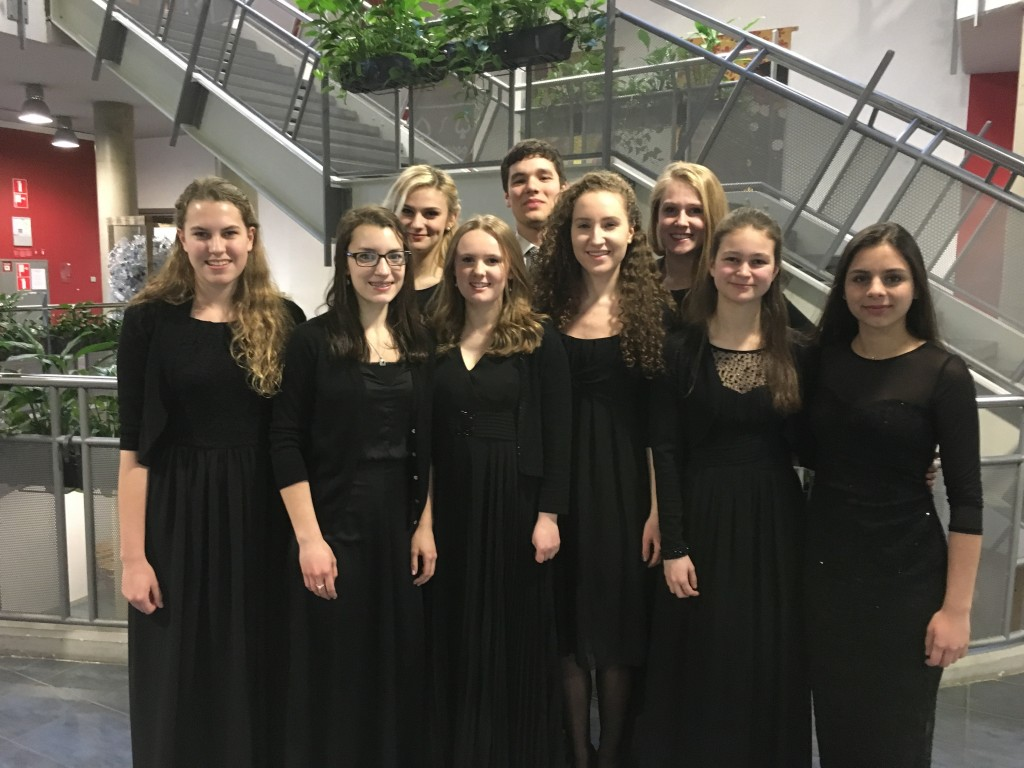AMIS Honor Choir 2016