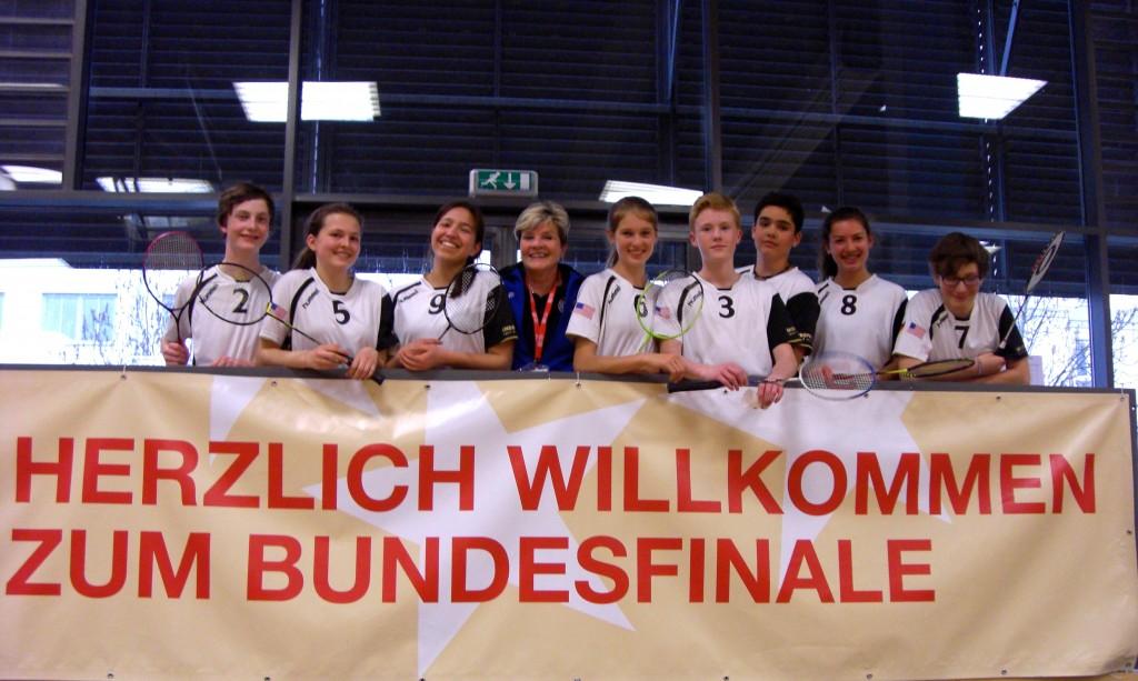 Badminton Bundesfinale 2016